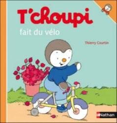 Livre Tchoupi Fait du Vélo