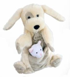 Marionnette Chien et Chat