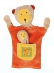 Marionnette Singe Les Loustics