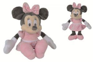 Peluche Minnie Tonal Rose - 25 cm