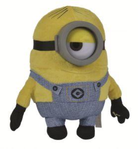 Peluche Stuart avec son Minions - 22 cm