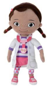 Peluche Docteur McStuffins - 25 cm