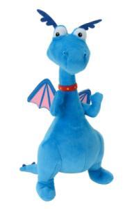 Peluche Dragon Toufy - 20 cm