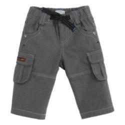 Pantalon Anthracite 4 Ans