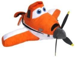 Peluche Avion Dusty - 50 cm