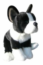 Peluche Chien Bulldog Français - 22 cm