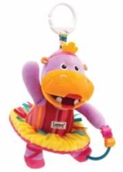 Peluche d'Eveil Hippopotame Lulu