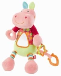 Peluche Hippo d'Activités Rivergang