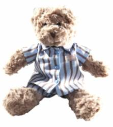 Peluche Ours Mr Octave - 15 cm