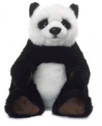 Peluche Panda Assis - 32 cm