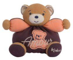 Peluche Petit Ours Amour Sweet Life