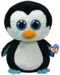 Peluche Pingouin Waddle Beanie Boo's - 41 cm