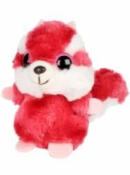 Peluche Yoohoo Rouge - 15 cm