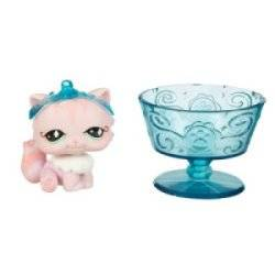 Petshop Duo Chat Rose