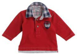 Polo Rouge 2 Ans