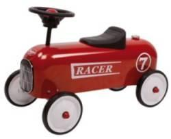 Porteur Racer Rouge