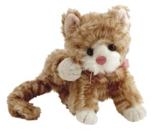 Peluchette Chat Little Maciek - 15 cm