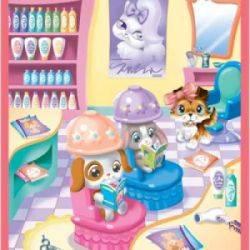 Puzzle Petshop Salon de Coiffure - 60 pièces