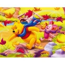 Puzzles 2x25 Pièces Winnie