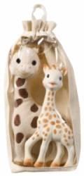 Set Peluche Sophie la Girafe