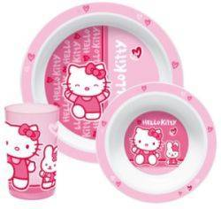 Set Repas Hello Kitty