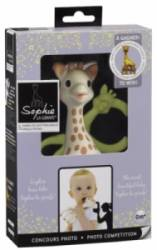 Sophie la Girafe et Anneau de Dentition Vanille