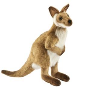 Peluche Wallaby - 36 cm