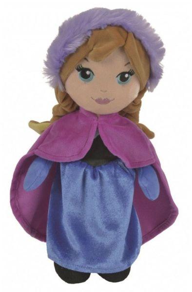 Disney Peluche Poupée Anna - 25 cm
