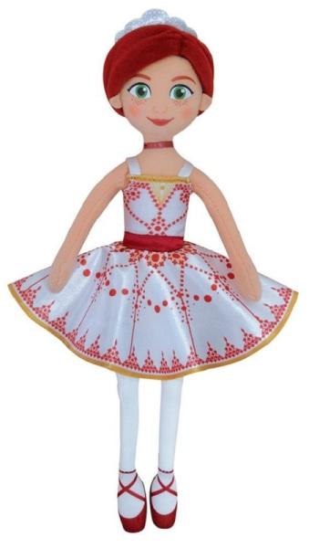 Jemini Poupée Ballerina Félicie - 30 cm