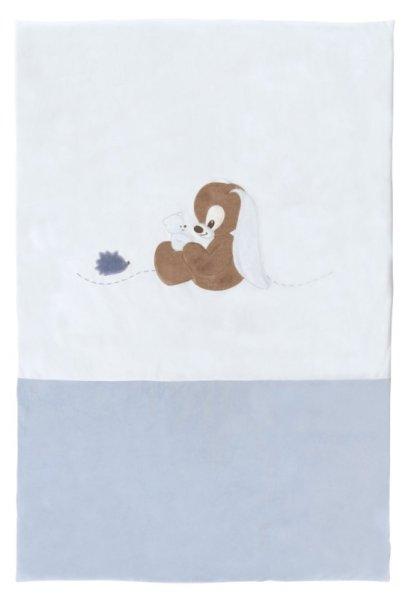 Nattou Edredon Lapin Emil Bleu - 100x75 cm