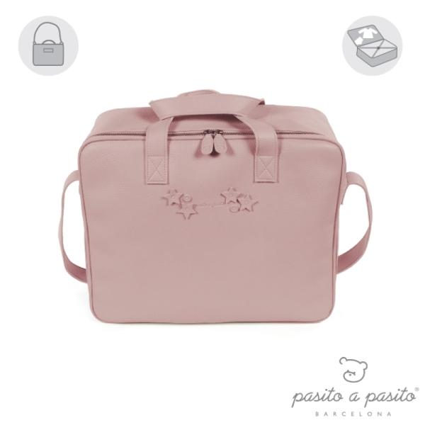 Pasito A Pasito Valise de maternité - Amélie Rose