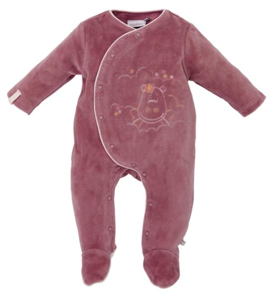 Noukies Pyjama Dragon Victoria Camelia - 3 mois
