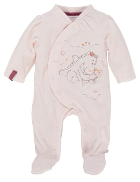 Noukies Pyjama Mia et Victoria Rose Cocoon - 3 mois