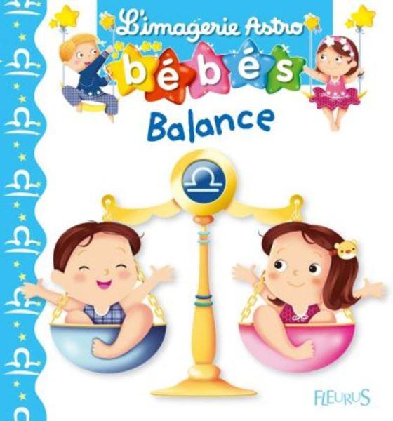 Fleurus Livre Imagerie Astro Bébés Balance