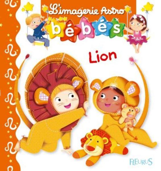 Fleurus Livre Imagerie Astro Bébés Lion