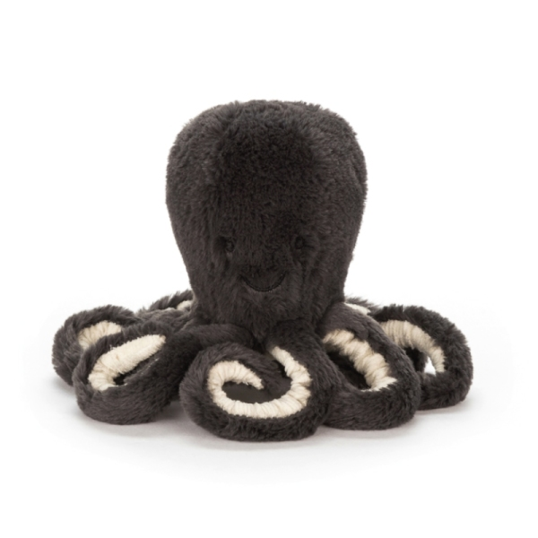 Jellycat Peluche Poulpe Inky Encre Baby