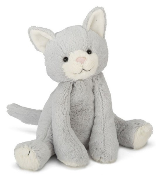 Jellycat Peluche Chat Soppy - 18 cm