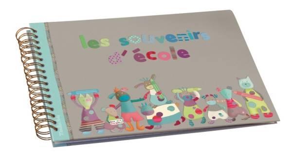 Moulin Roty Album Souvenirs Ecole Les Jolis Pas Beaux