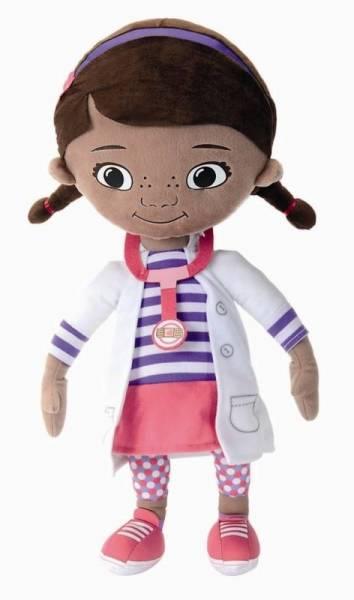 Disney Peluche Docteur McStuffins - 20 cm