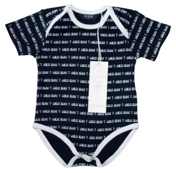 Guess Enfant Body Bleu Prusse 3/6 mois