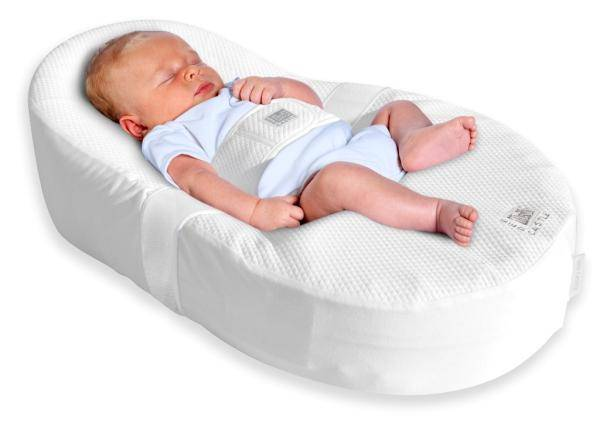 Red Castle Cocoonababy T3 Blanc