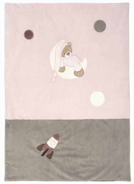 Nattou Couverture Ours Léna - 100x75 cm