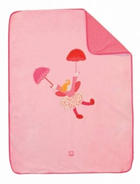 Moulin Roty Couverture Popinelle - 75x100 cm