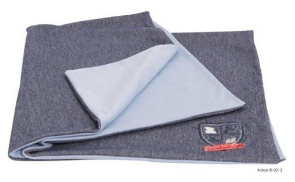 Kaloo Couverture Poussette Blue Denim