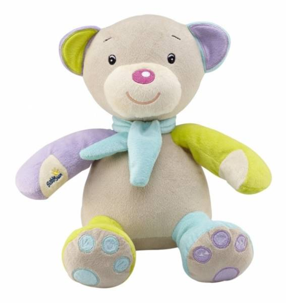 Babysun Peluche Ours MP3
