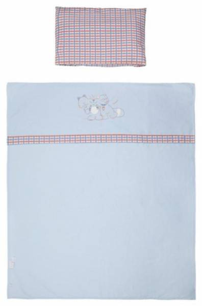 Noukies Drap de Lit William et Henry - 120x180 cm