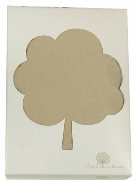 Eveil et Nature Drap Housse Biologique Ambre - 70x140 cm