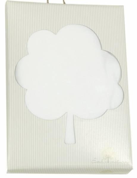 Eveil et Nature Drap Housse Biologique Blanc - 60x120 cm