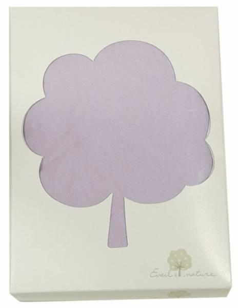 Eveil et Nature Drap Housse Biologique Iris - 40x80 cm