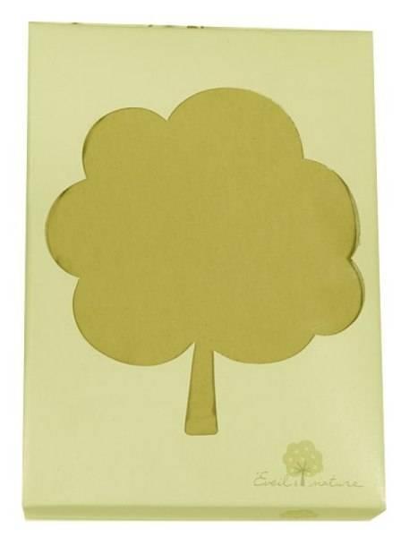 Eveil et Nature Drap Housse Biologique Olive - 60x120 cm